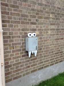 elektrik kutusu canavarı