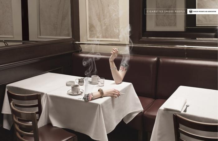 Sigara karşıtı reklamlar 4