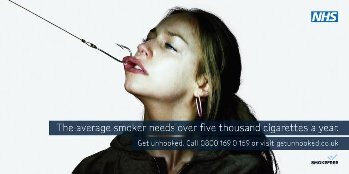 Sigara karşıtı reklamlar 6